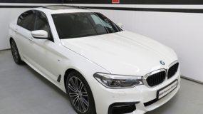 BMW 520d xDrive Limousine G30