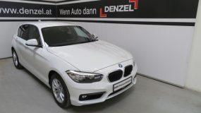 BMW 118d 5-Türer F20 B47